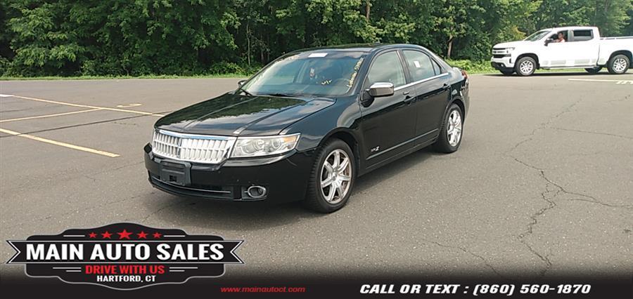 Used Lincoln MKZ 4dr Sdn AWD 2009 | Main Auto Sales LLC. Hartford, Connecticut