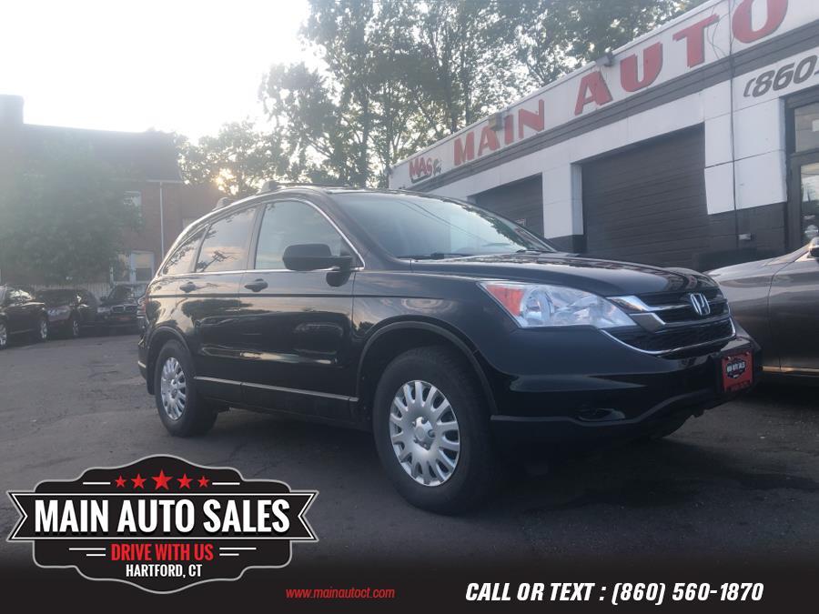 Used Honda CR-V 4WD 5dr EX 2011 | Main Auto Sales LLC. Hartford, Connecticut