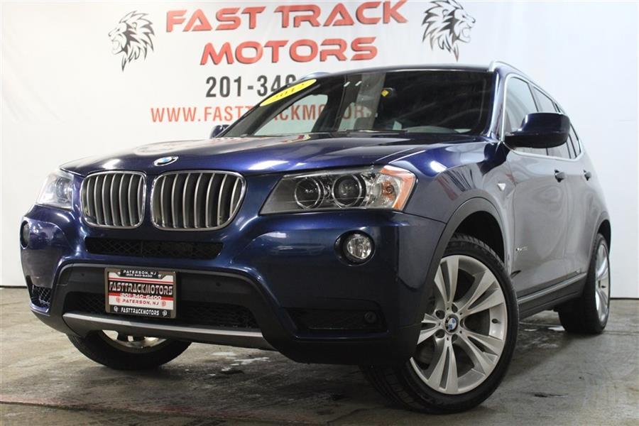 Used BMW X3 XDRIVE35I 2012   Fast Track Motors. Paterson, New Jersey