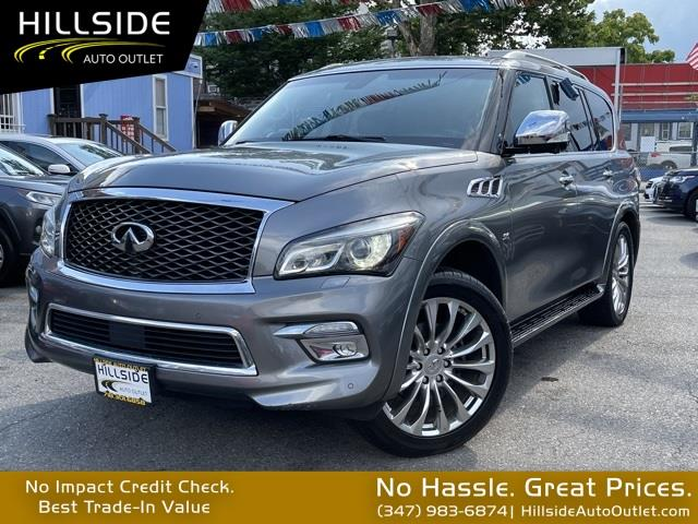 Used Infiniti Qx80 Base 2016   Hillside Auto Outlet. Jamaica, New York