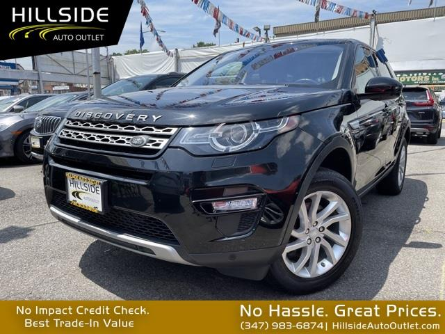 Used Land Rover Discovery Sport HSE 2017   Hillside Auto Outlet. Jamaica, New York