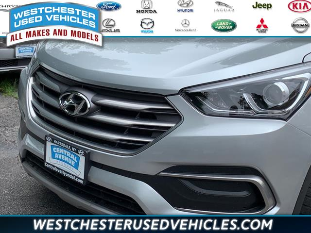 Used Hyundai Santa Fe Sport 2.4 Base 2018 | Westchester Used Vehicles. White Plains, New York