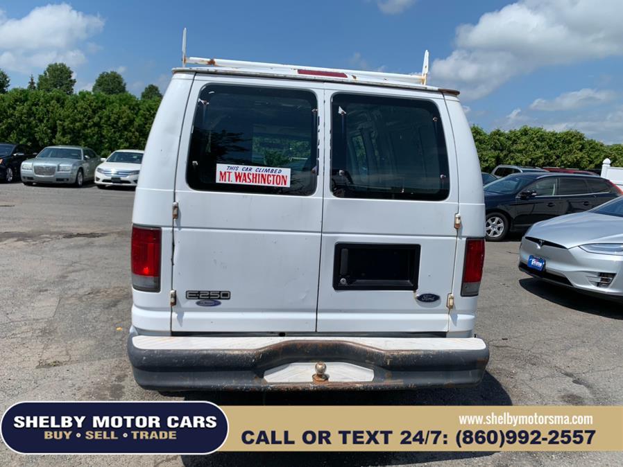 Used Ford Econoline Cargo Van E-250 2003   Shelby Motor Cars. Springfield, Massachusetts