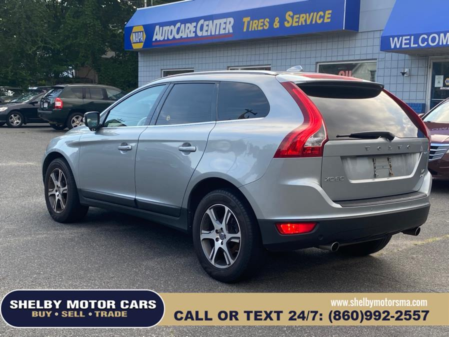 Used Volvo XC60 AWD 4dr 3.0T w/Moonroof 2011 | Shelby Motor Cars. Springfield, Massachusetts