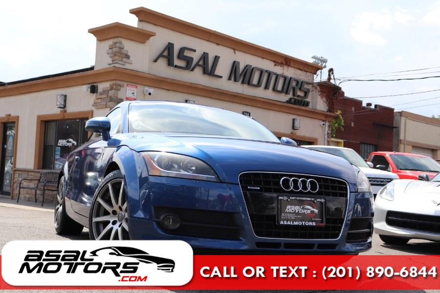 Used 2008 Audi TT in East Rutherford, New Jersey | Asal Motors. East Rutherford, New Jersey
