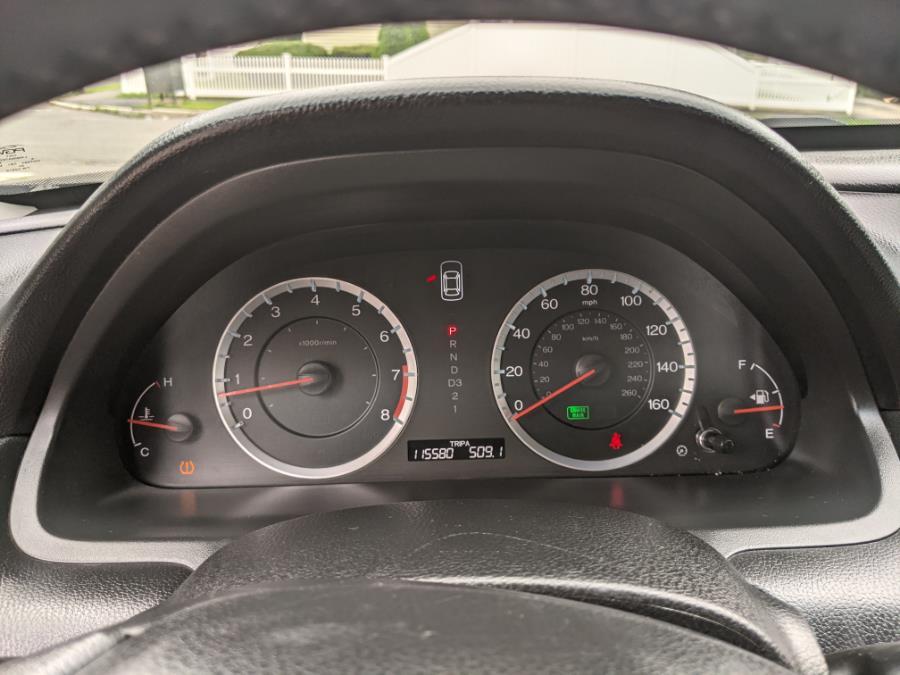 Used Honda Accord Sdn 4dr V6 Auto EX-L 2012 | Melrose Auto Gallery. Melrose, Massachusetts