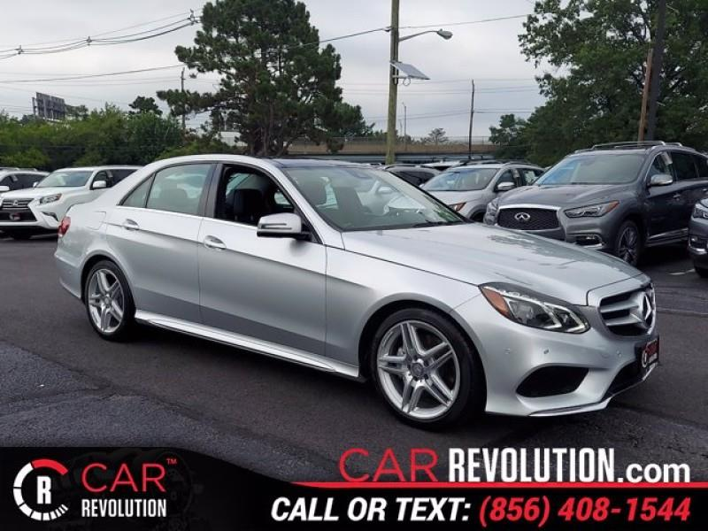 Used Mercedes-benz E-class E 350 Luxury 2014 | Car Revolution. Maple Shade, New Jersey