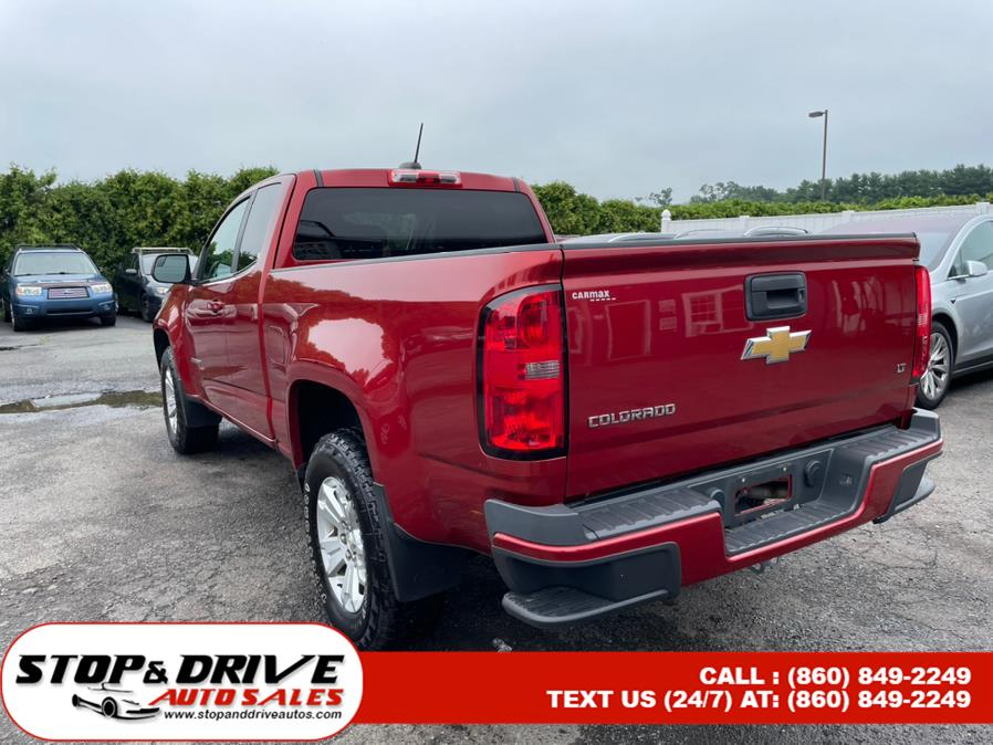 """Used Chevrolet Colorado 2WD Ext Cab 128.3"""" LT 2015   Stop & Drive Auto Sales. East Windsor, Connecticut"""