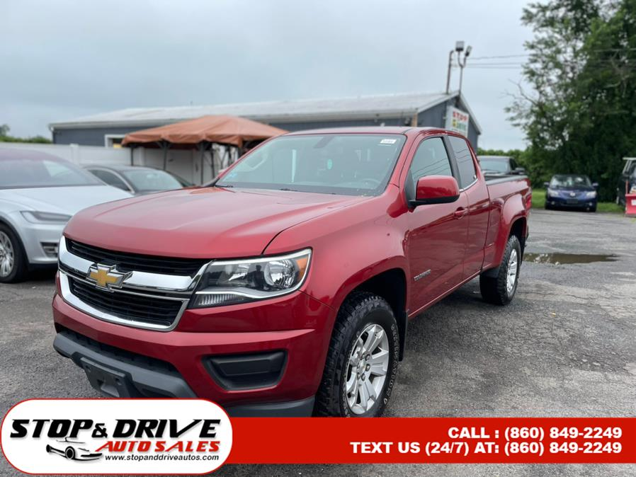 Used 2015 Chevrolet Colorado in East Windsor, Connecticut | Stop & Drive Auto Sales. East Windsor, Connecticut