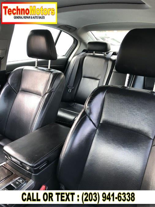 Used Acura RLX 4dr Sdn Tech Pkg 2014 | Techno Motors . Danbury , Connecticut