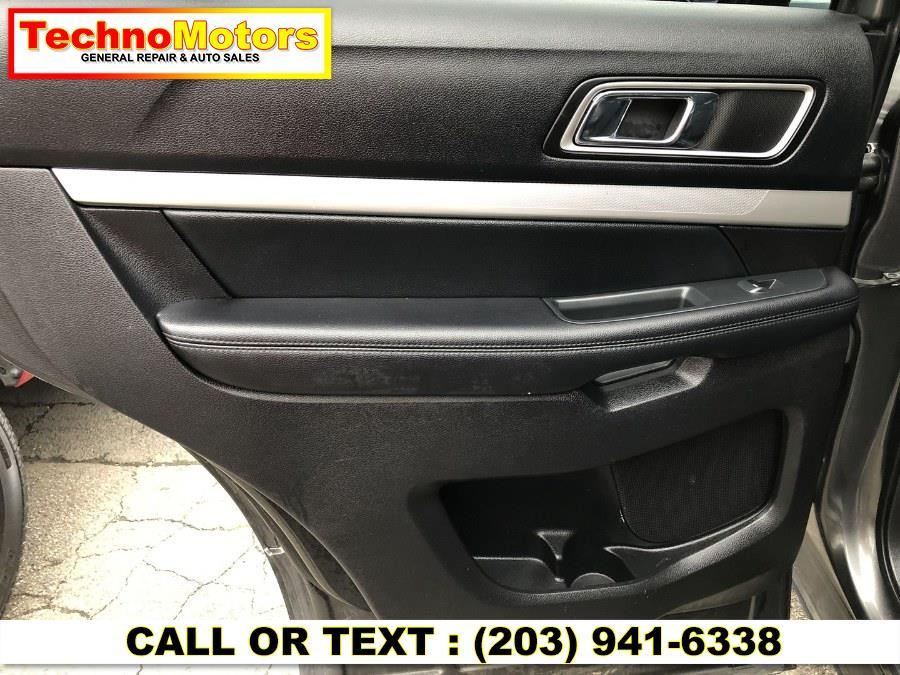 Used Ford Explorer 4WD 4dr XLT 2016 | Techno Motors . Danbury , Connecticut
