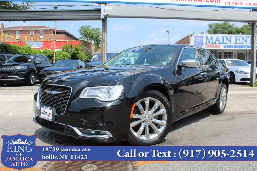 Used Chrysler 300 Limited AWD 2018 | King of Jamaica Auto Inc. Hollis, New York