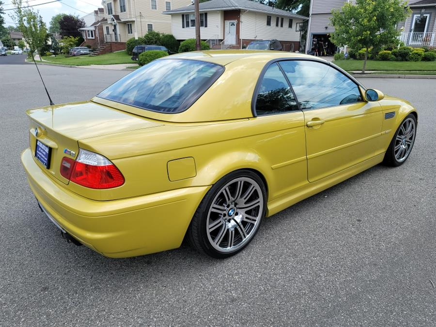 Used BMW 3 Series M3 2dr Convertible 2004 | Daytona Auto Sales. Little Ferry, New Jersey