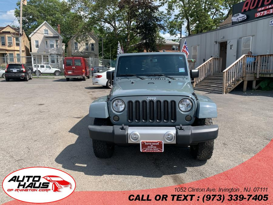 Used 2015 Jeep Wrangler Unlimited in Irvington , New Jersey | Auto Haus of Irvington Corp. Irvington , New Jersey