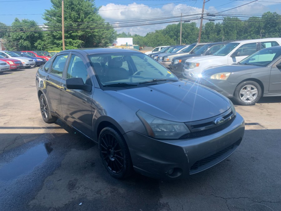Used Ford Focus 4dr Sdn SES 2010 | CT Car Co LLC. East Windsor, Connecticut