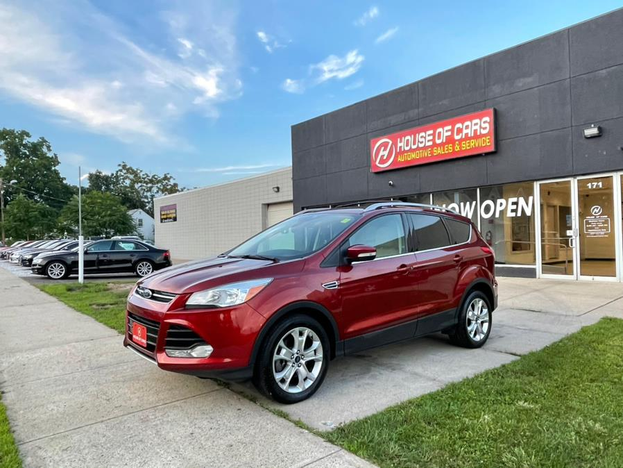 Used Ford Escape 4WD 4dr Titanium 2016 | House of Cars CT. Meriden, Connecticut