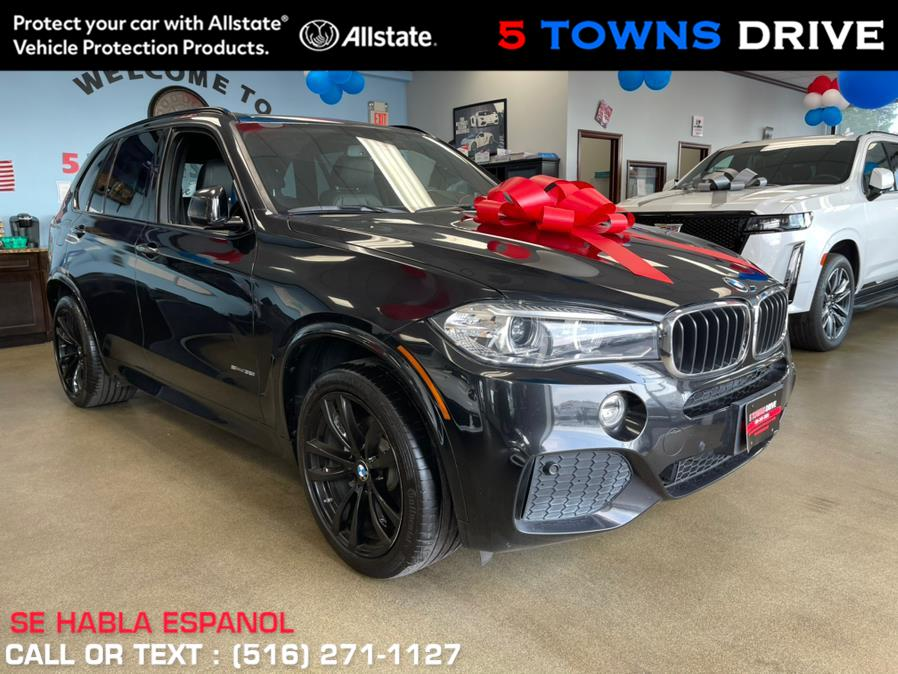 Used BMW X5 M/SPORT!!! sDrive35i Sports Activity Vehicle 2017 | 5 Towns Drive. Inwood, New York