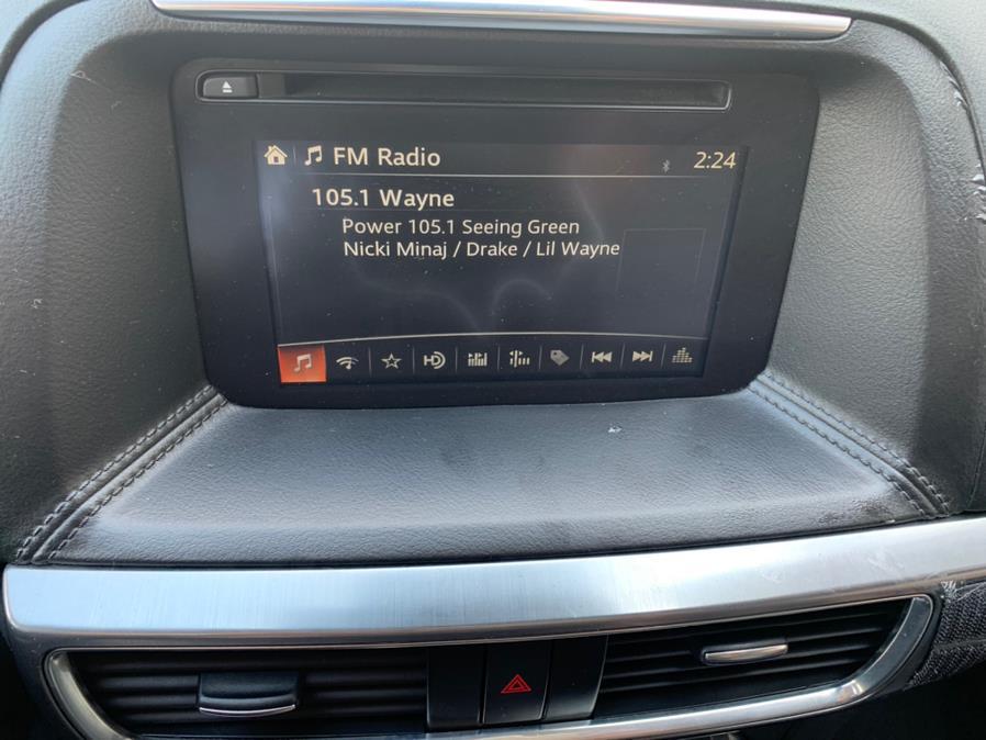 Used Mazda CX-5 AWD 4dr Auto Grand Touring 2016   Champion Auto Sales. Newark, New Jersey