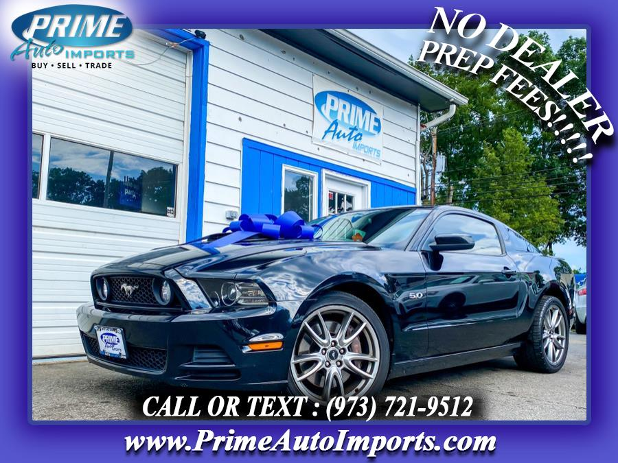Used 2013 Ford Mustang in Bloomingdale, New Jersey | Prime Auto Imports. Bloomingdale, New Jersey