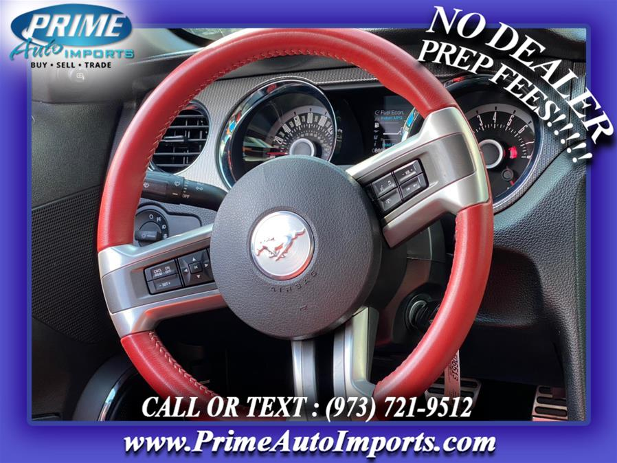 Used Ford Mustang 2dr Cpe GT Premium 2013   Prime Auto Imports. Bloomingdale, New Jersey