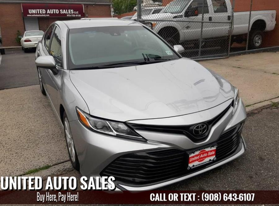 Used Toyota Camry L 2018 | United Auto Sale. Newark, New Jersey