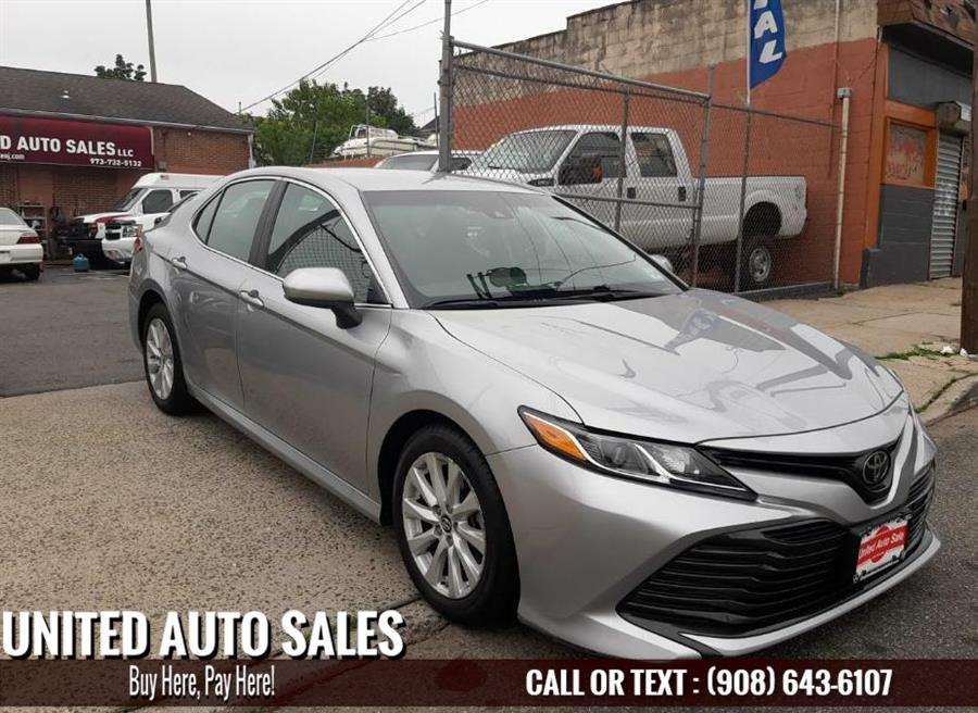 Used Toyota Camry L 2018   United Auto Sale. Newark, New Jersey