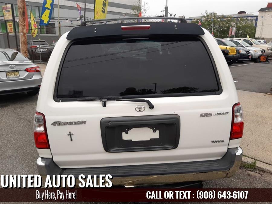 Used Toyota 4runner SR5 2001 | United Auto Sale. Newark, New Jersey