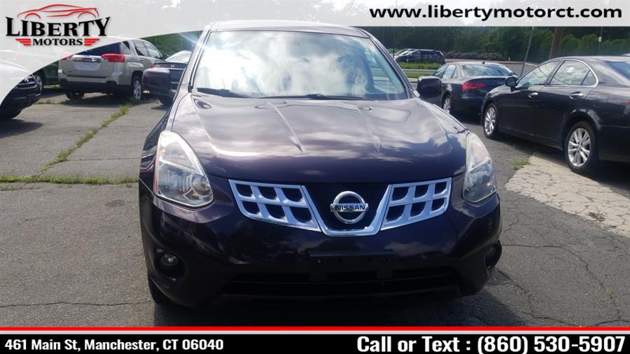 Used Nissan Rogue AWD 4dr SL 2013 | Liberty Motors. Manchester, Connecticut