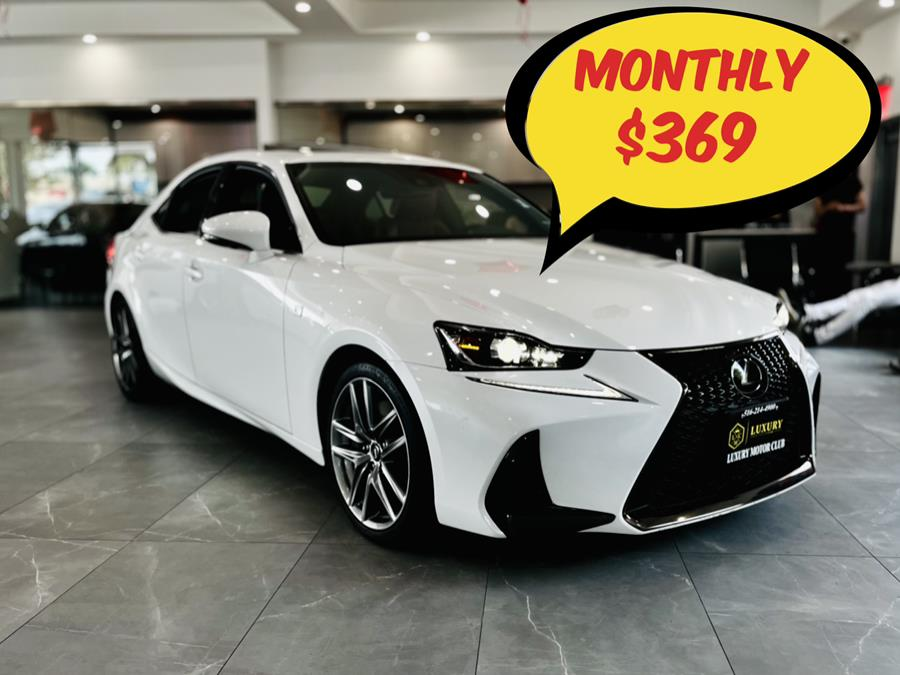 Used 2017 Lexus IS in Franklin Square, New York | C Rich Cars. Franklin Square, New York