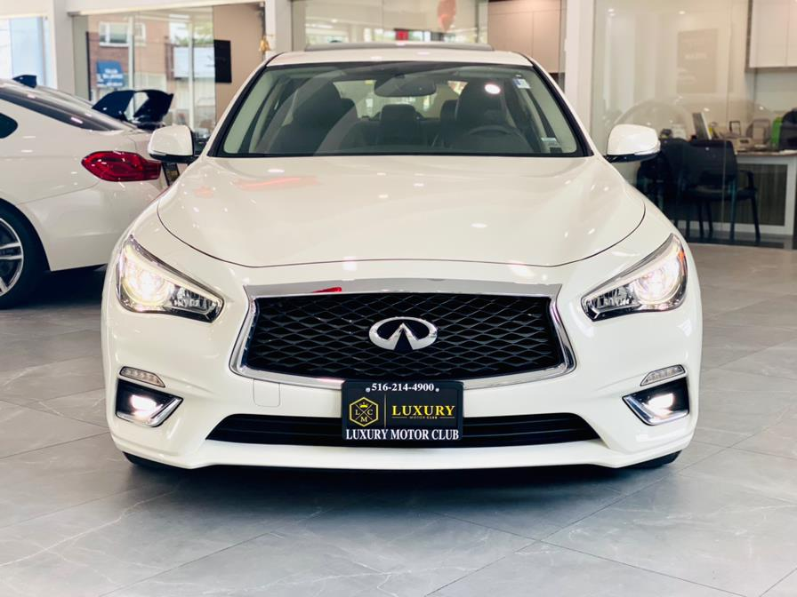 Used INFINITI Q50 3.0t LUXE AWD 2018   C Rich Cars. Franklin Square, New York