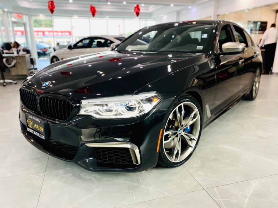 Used BMW 5 Series M550i xDrive Sedan 2018 | C Rich Cars. Franklin Square, New York