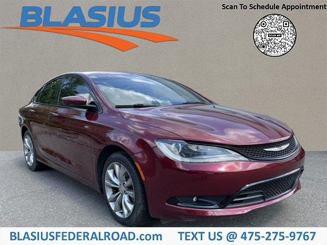 Used Chrysler 200 S 2016 | Blasius Federal Road. Brookfield, Connecticut