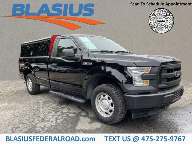 Used Ford F-150 XL 2017 | Blasius Federal Road. Brookfield, Connecticut