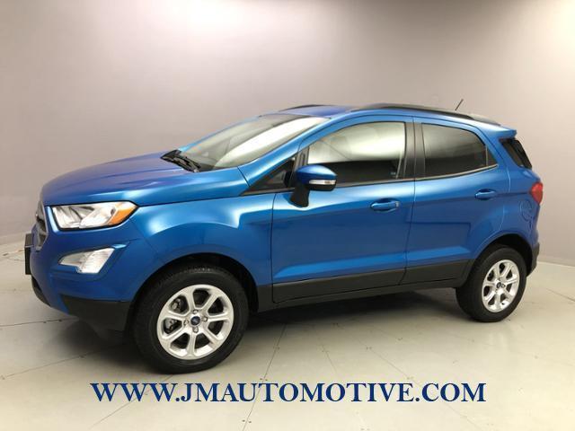 Used Ford Ecosport SE 4WD 2019 | J&M Automotive Sls&Svc LLC. Naugatuck, Connecticut