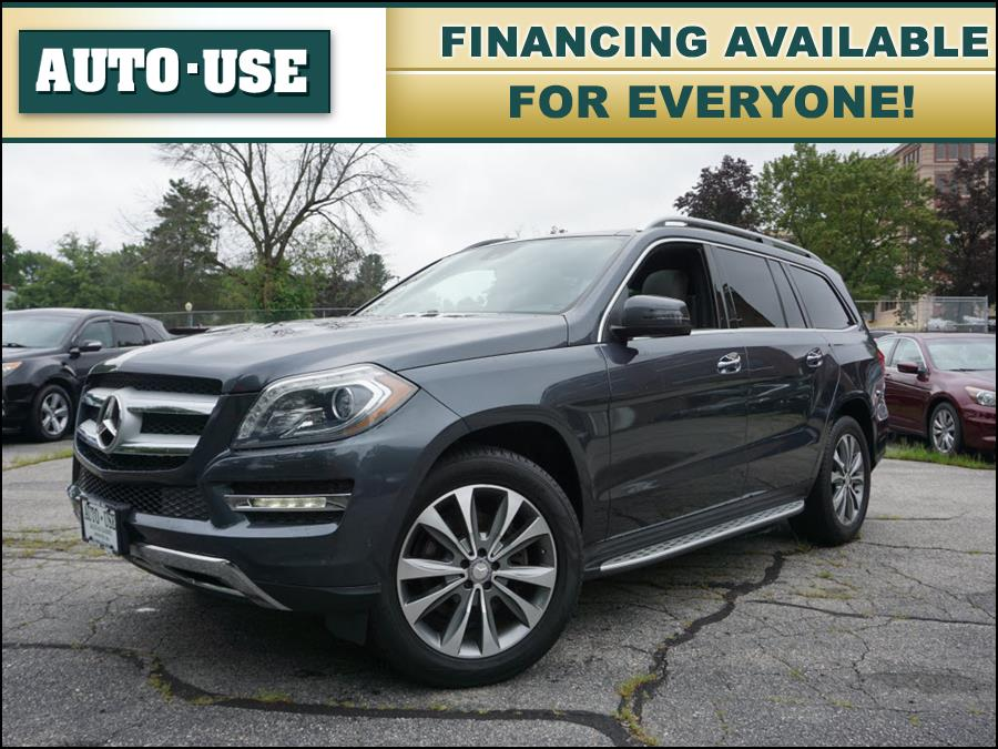Used Mercedes-benz Gl-class GL 450 4MATIC 2016   Autouse. Andover, Massachusetts