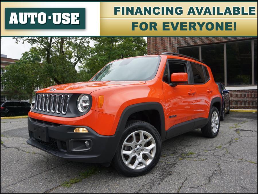 Used Jeep Renegade Latitude 2018   Autouse. Andover, Massachusetts