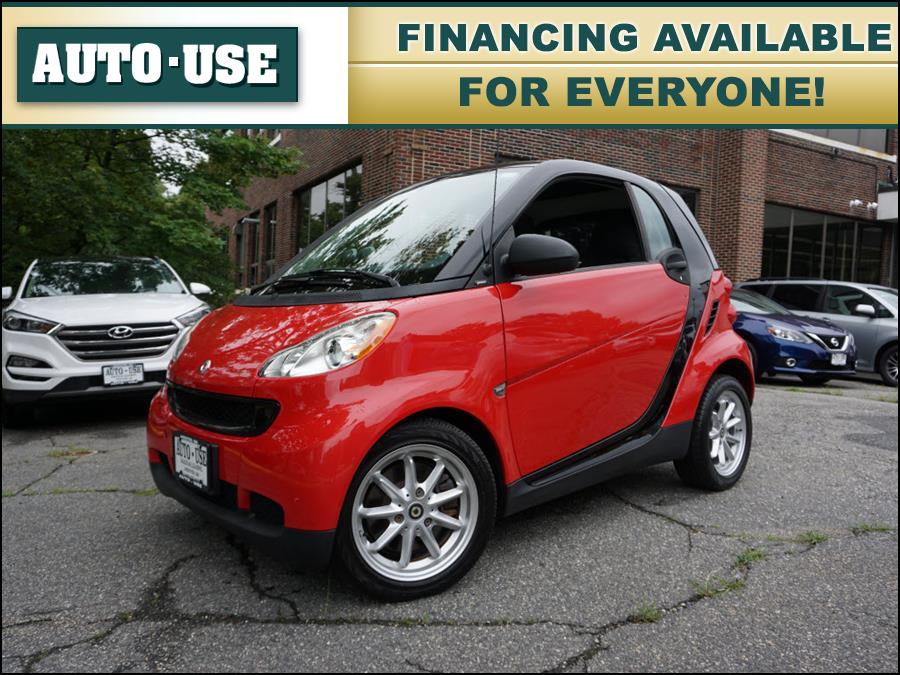 Used Smart Fortwo passion 2009   Autouse. Andover, Massachusetts
