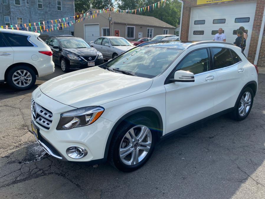 Used Mercedes-Benz GLA GLA 250 4MATIC SUV 2018 | VEB Auto Sales. Hartford, Connecticut