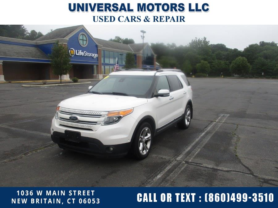 Used 2014 Ford Explorer in New Britain, Connecticut | Universal Motors LLC. New Britain, Connecticut