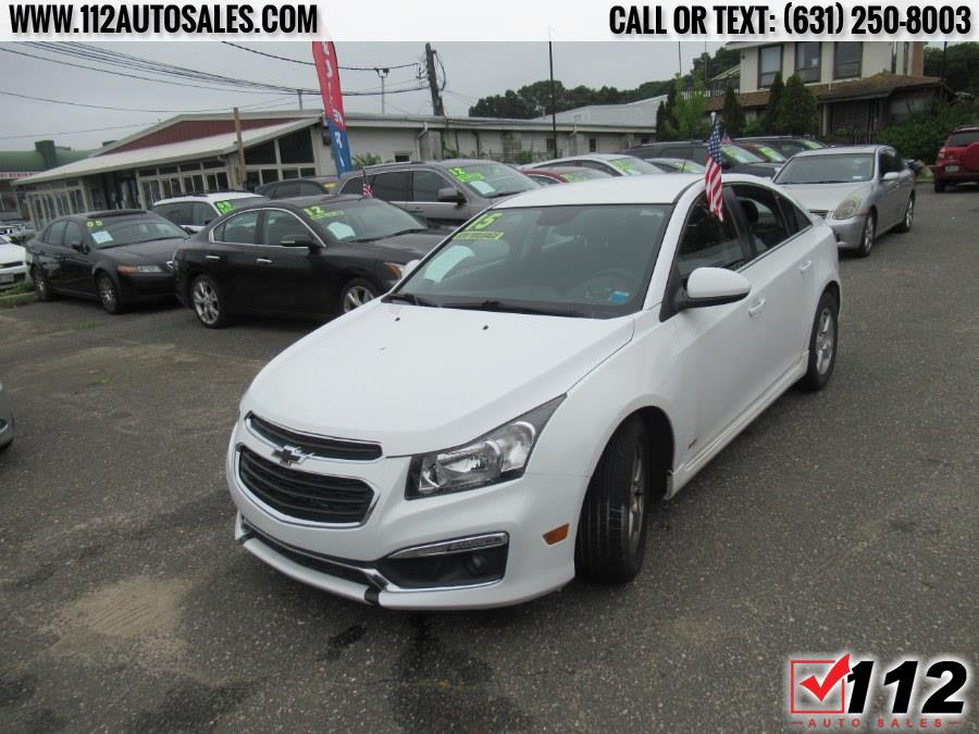 Used Chevrolet Cruze 4dr Sdn Auto 1LT 2015 | 112 Auto Sales. Patchogue, New York