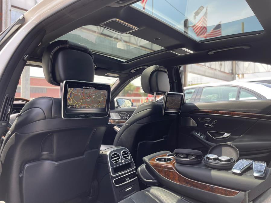 Used 2015 Mercedes-Benz S-Class in Jamaica, New York | Sunrise Autoland. Jamaica, New York