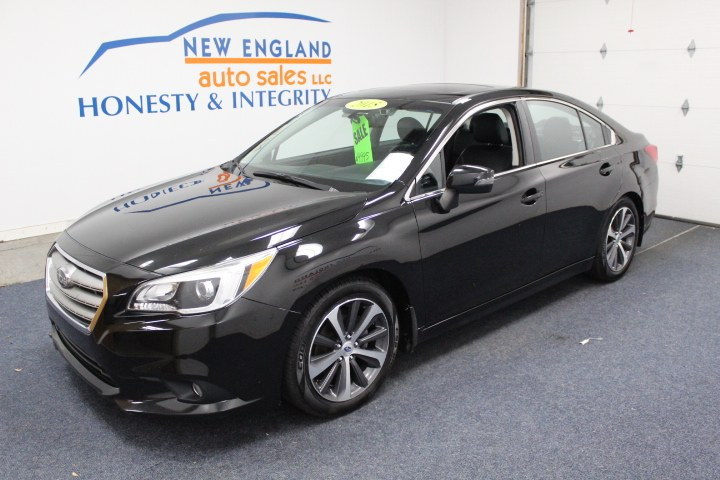 Used Subaru Legacy 4dr Sdn 2.5i Limited PZEV 2015   New England Auto Sales LLC. Plainville, Connecticut