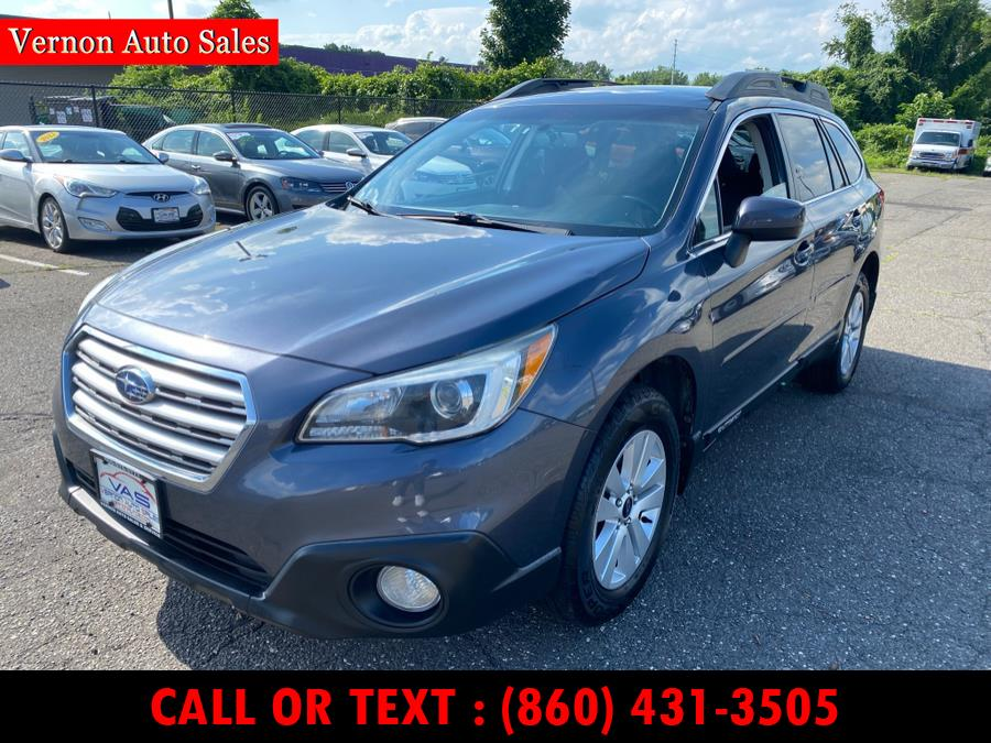 Used 2015 Subaru Outback in Manchester, Connecticut | Vernon Auto Sale & Service. Manchester, Connecticut