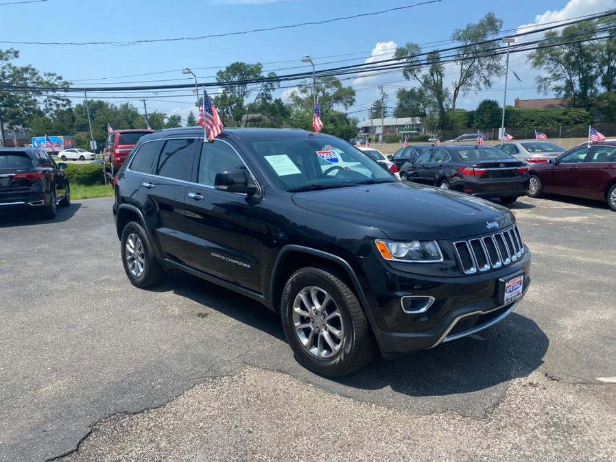 Used Jeep Grand Cherokee 4WD 4dr Limited 2014   Rite Cars, Inc. Lindenhurst, New York