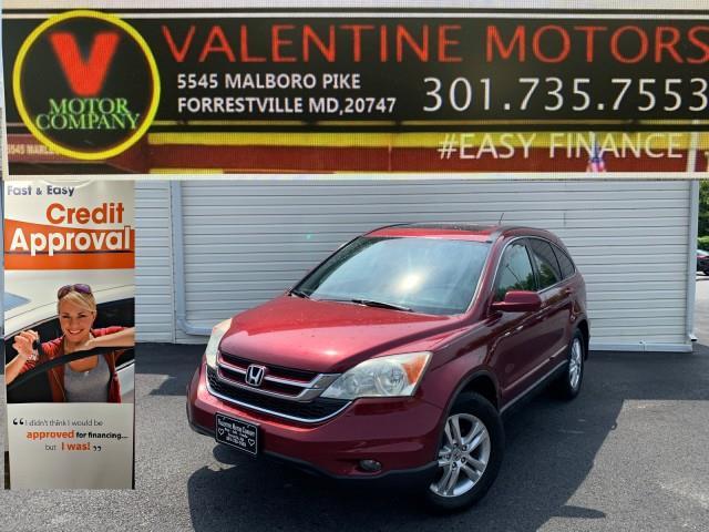 Used Honda Cr-v EX-L 2011 | Valentine Motor Company. Forestville, Maryland