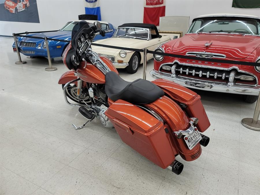 2011 Harley-Davidson FLHX Street Glide, available for sale in West Haven, CT