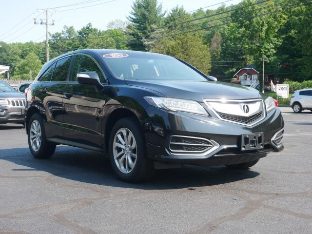 Used 2017 Acura Rdx in Canton, Connecticut | Canton Auto Exchange. Canton, Connecticut