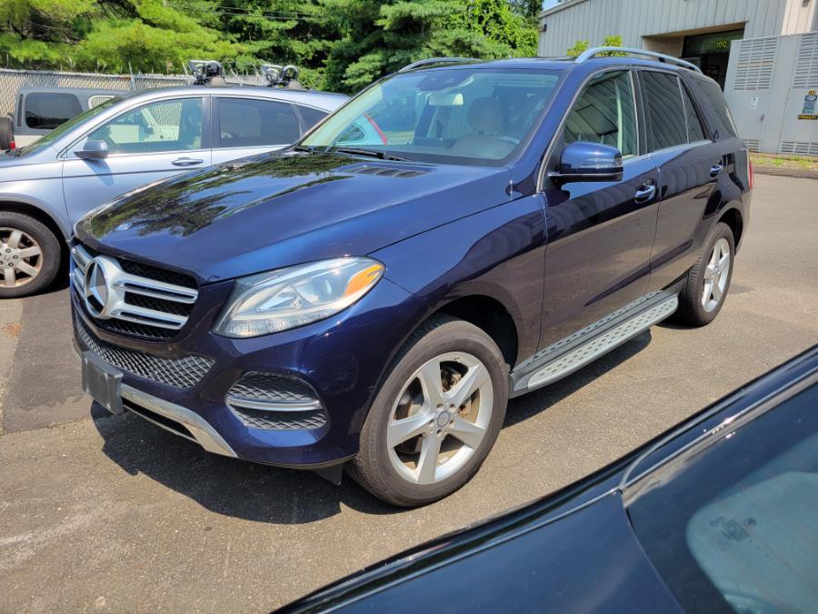 Used 2016 Mercedes-Benz GLE in Shelton, Connecticut | Center Motorsports LLC. Shelton, Connecticut