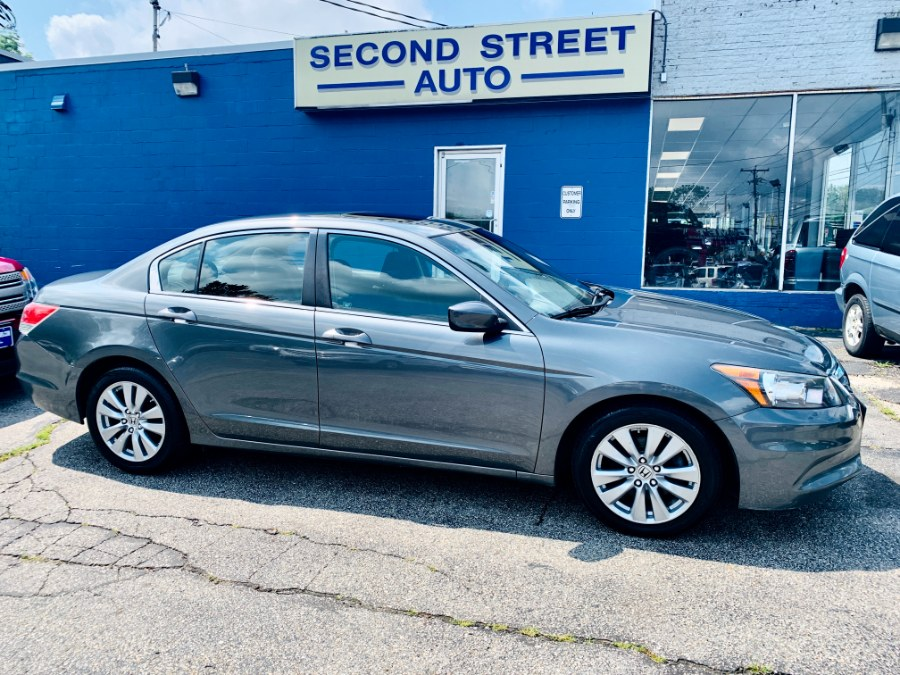 Used 2012 Honda Accord Sdn in Manchester, New Hampshire | Second Street Auto Sales Inc. Manchester, New Hampshire