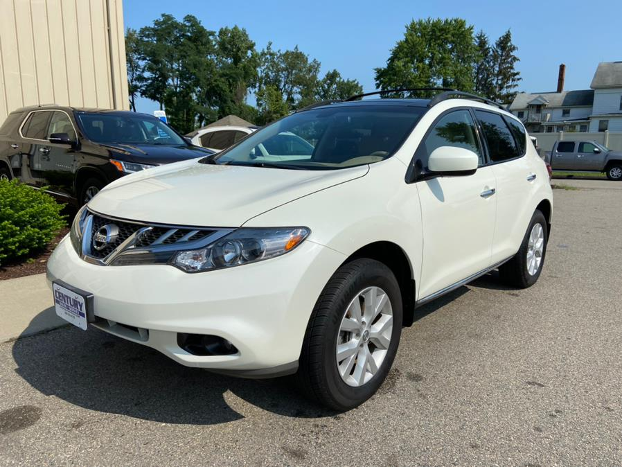 Used Nissan Murano AWD 4dr SL 2011 | Century Auto And Truck. East Windsor, Connecticut